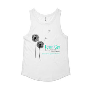 Team Gee - Womens Sunday Singlet Thumbnail
